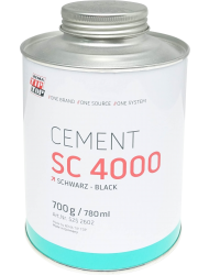 CEMENT SC 4000 SCHWARZ 0,7 KG