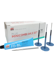 MINICOMBI A 4,5 KLEINSORTIMENT