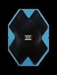PFLASTER DIAGONAL BLAU 022