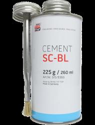 CEMENT SC-BL 200g MIT PINSEL