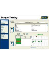 Prüfsoftware Torque-Testing